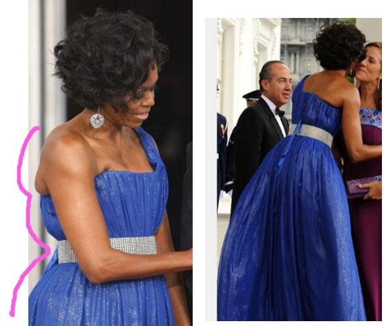 Michelle obama butt ass photos