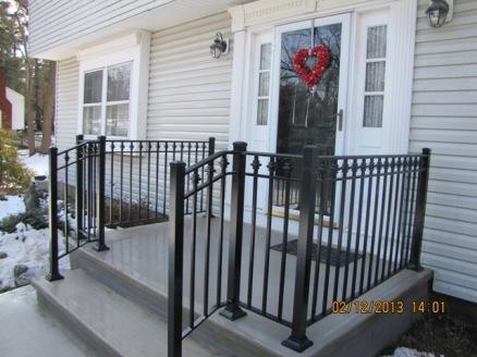 new railing