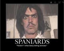 spaniards