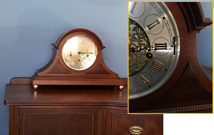 mantle-clock